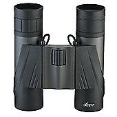Luger LD 10x26 Binocular Grey/Black