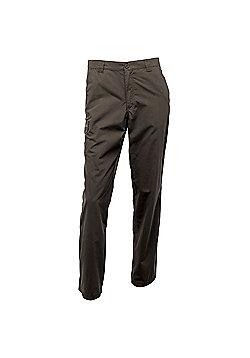 Regatta Mens Crossfell II Walking Trousers - Brown