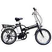 "Byocycle Cityspeed 20"" Folding Electric Bike 10Ah"