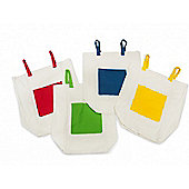 Jumping Bags Cotton White - BuitenSpeel