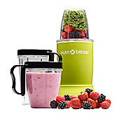 """JML - Blender """"Nutri Blitzer"""" - Smoothies and Shakes - Multiple Pieces - Lime"""