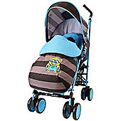 iSafe Complete Stroller (iDiD iT)