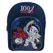 Jake And Neverland Pirates Backpack