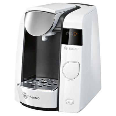 BOSCH Tassimo Joy TAS4504GB Hot Drinks Pod Machine - White