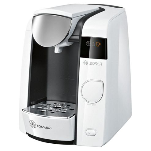 buy bosch tassimo joy tas4504gb hot drinks pod machine white from our pod capsule machines. Black Bedroom Furniture Sets. Home Design Ideas