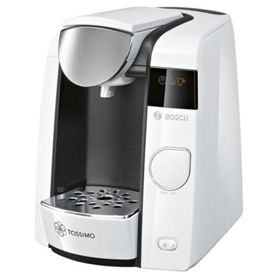 buy tassimo by bosch joy coffee machine white from our pod capsule machines range tesco. Black Bedroom Furniture Sets. Home Design Ideas