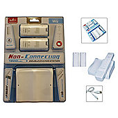 PEGA Non-Connection Double Charge Station for Wii Controller