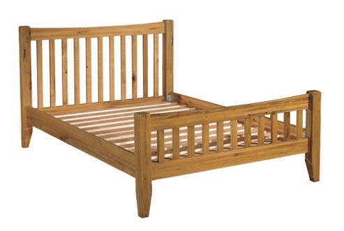 Kelburn Furniture Parnell Bed Frame - Double (4' 6
