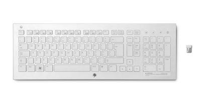 HP K5510 Wireless Keyboard 0.7kg 2xAAA