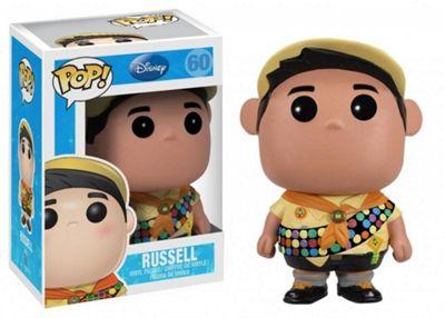POP! Disney Up! Russell Vinyl Figure