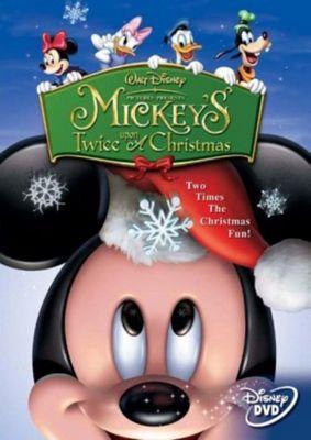 Mickey'S Twice Upon A Christmas (DVD)