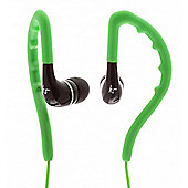 Enduro Water Resistant Sports Earhook Earphones