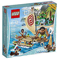 LEGO Disney Princess Moanas Ocean Voyage 41150