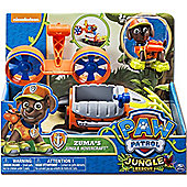 Paw Patrol Zuma Jungle Hovercraft with Pup - Spinmaster