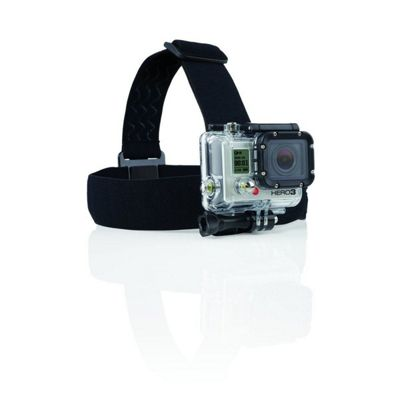 Navitech Head Strap Mount For TheVicture Action Camera 12MP 1080P FHD