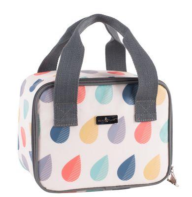 Beau & Elliot Raindrops Personal 5 Litre Cool Bag