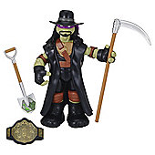 Teenage Mutant Ninja Turtles Superstars WWE Donatello As Undertaker