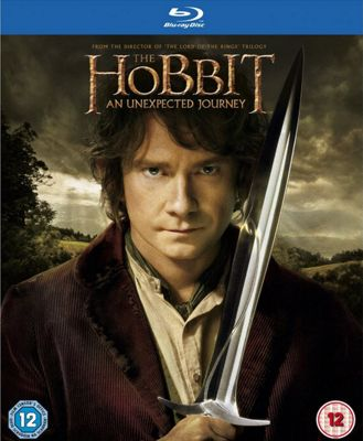 THE HOBBIT - 2D Blu-ray