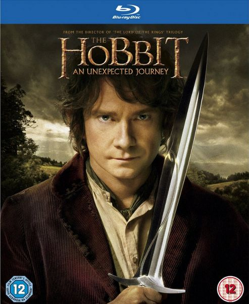 THE HOBBIT - 2D Blu-ray