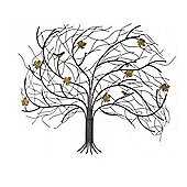 Windswept Tree Metal Wall Art by Gardman