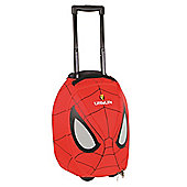 Littlelife Wheelie Duffle Bag Spiderman