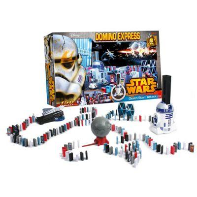 Star Wars Domino Express Death Star Attack (150-Piece)