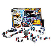 Star Wars Domino Express Death Star Attack (150-Piece)
