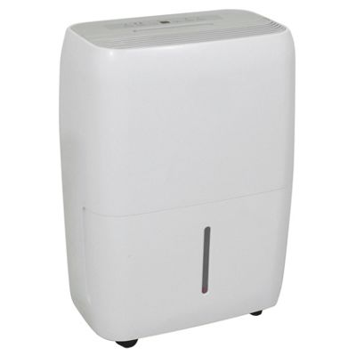 Prem-i-air 30L Compressor Dehumidifier with 4.7L Capacity & Timer