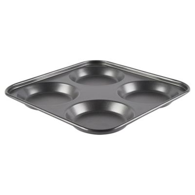 Professional Go Cook 4 Cup Yorkshire Pudding Tray