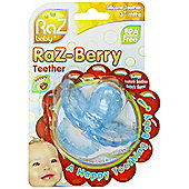 Raz-berry Teether - Baby Blue