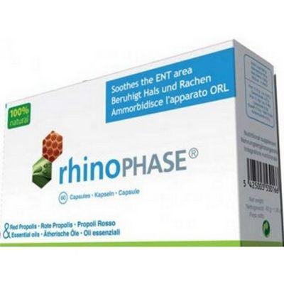 Api-Ar Rhinophase 60 Capsules