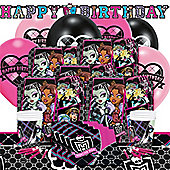 Monster High Deluxe Party Pack for 8