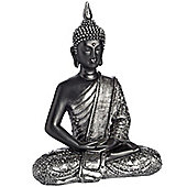 Dark Meditating Buddha