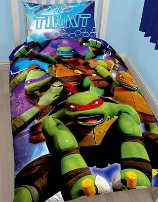 TMNT Dimension Single Bedding