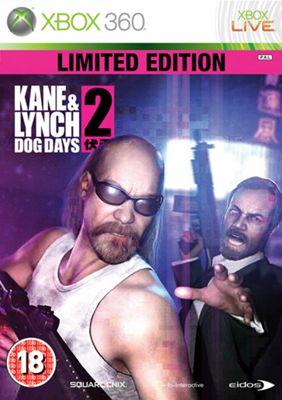 Kane & Lynch 2 - Dog Days - Limited Edition