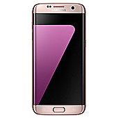 Tesco Mobile Samsung S7 Edge 32GB Pink