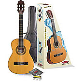 Stagg 1/4 Size Classical Guitar Package - Natural