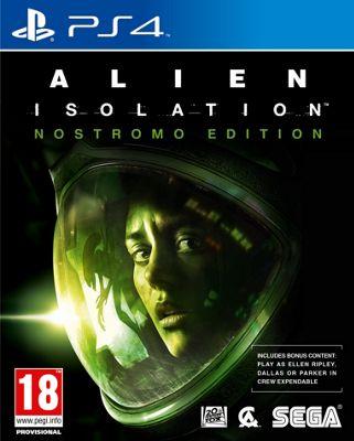 Alien Isolation: Nostromo Edition (PS4)