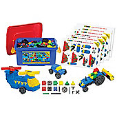 Morphun Junior Xtra Building Bricks Set (400 Pieces)