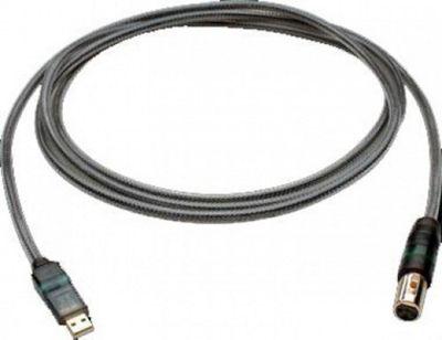 Lightsnake USB - XLR Cable/Soundcard
