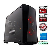 Stormforce Onyx AMD A Series 1TB WD HDD Windows 10 Radeon R7