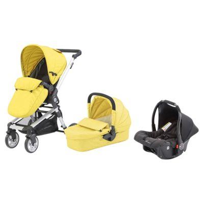 Baby Elegance Beep Twist Travel System - Citrus