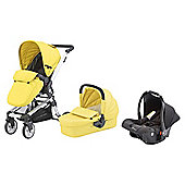Baby Elegance Beep Twist Travel System, Citrus
