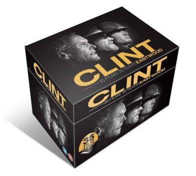 Clint Eastwood 35/35 (DVD Boxset)