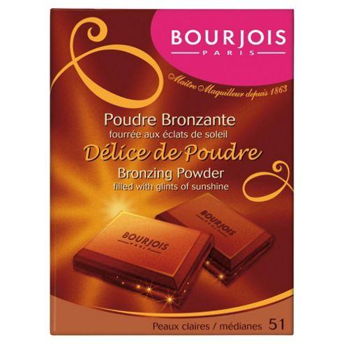 Bourjois Delice De Poudre-Peaux Clair Medianes