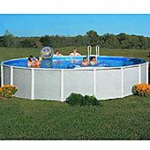 Doughboy Premier Round Steel Pool 18ft