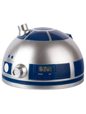 Star Wars R2-D2 Projection Dome Alarm Clock
