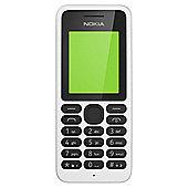 Nokia 130 White -SIM Free