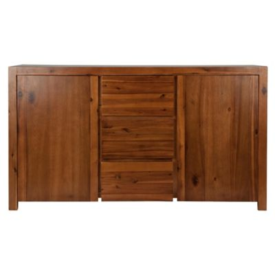 Anisha 3 Drawer 2 Door Sideboard