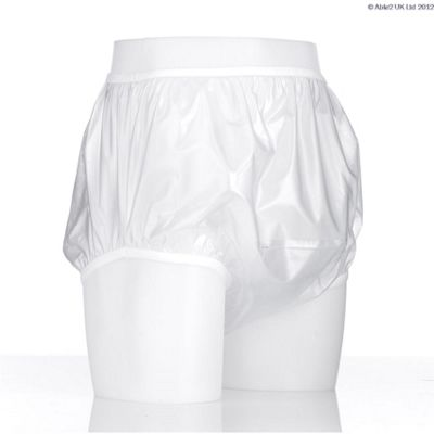 Vida Waterproof PVC Pants - L